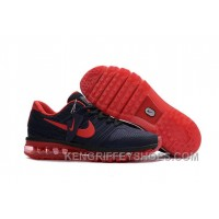 Nike Air Max 2017 KPU All Navy Red Authentic TEFnfCT